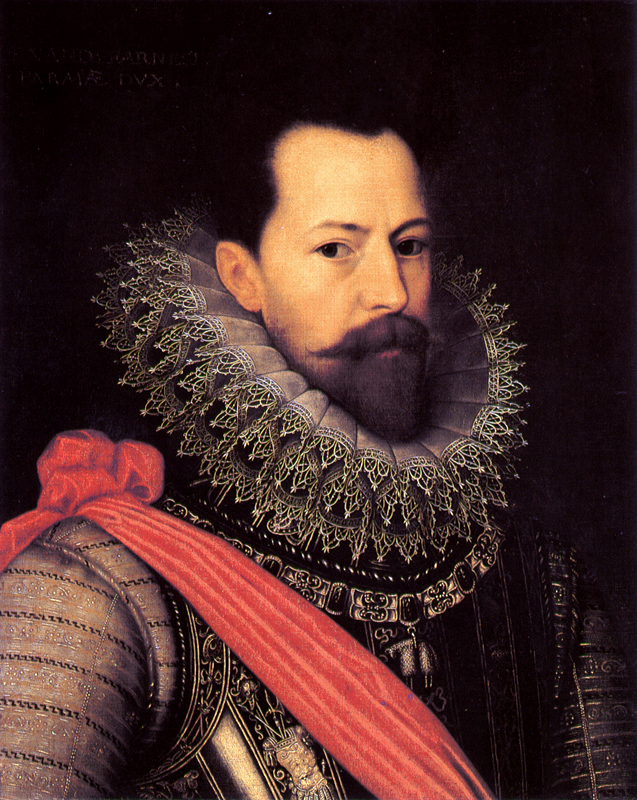 Alexander Farnese, Duke of Parma