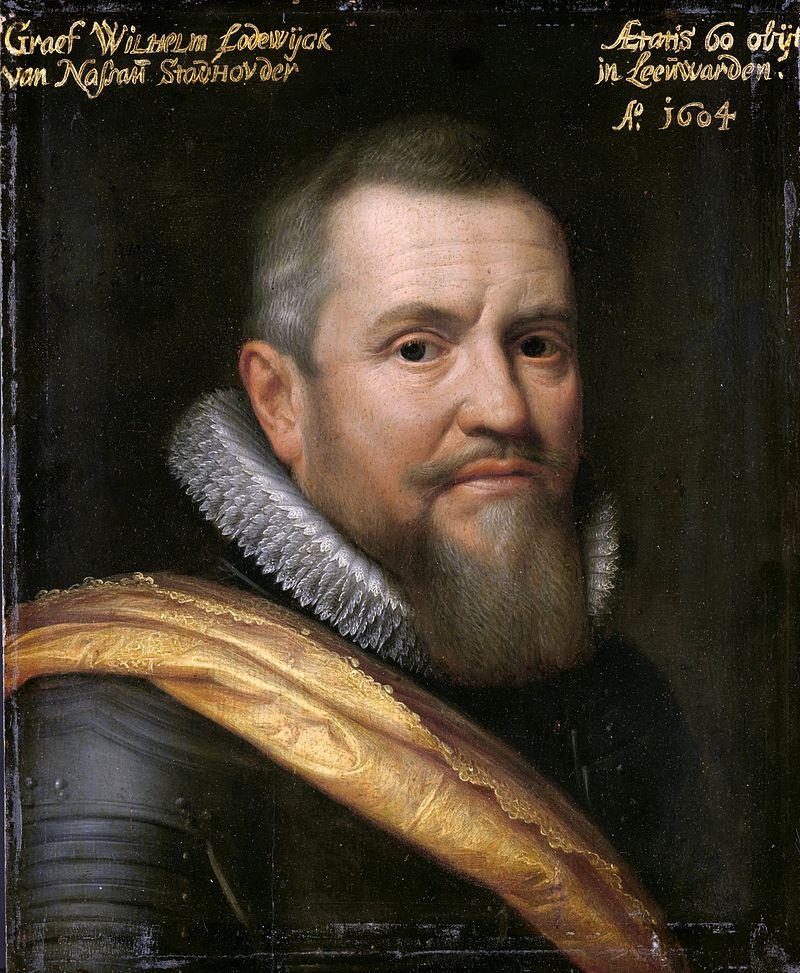 Count William Louis
