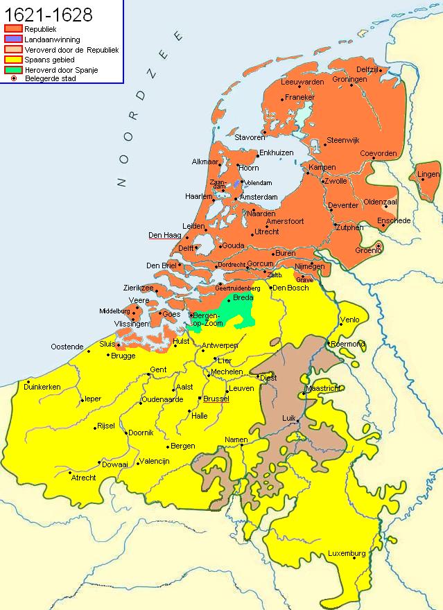 1620s Dutch Republic