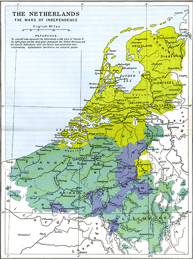 The Low Countries after 1648
