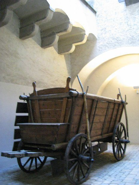 Hussite War Wagon
