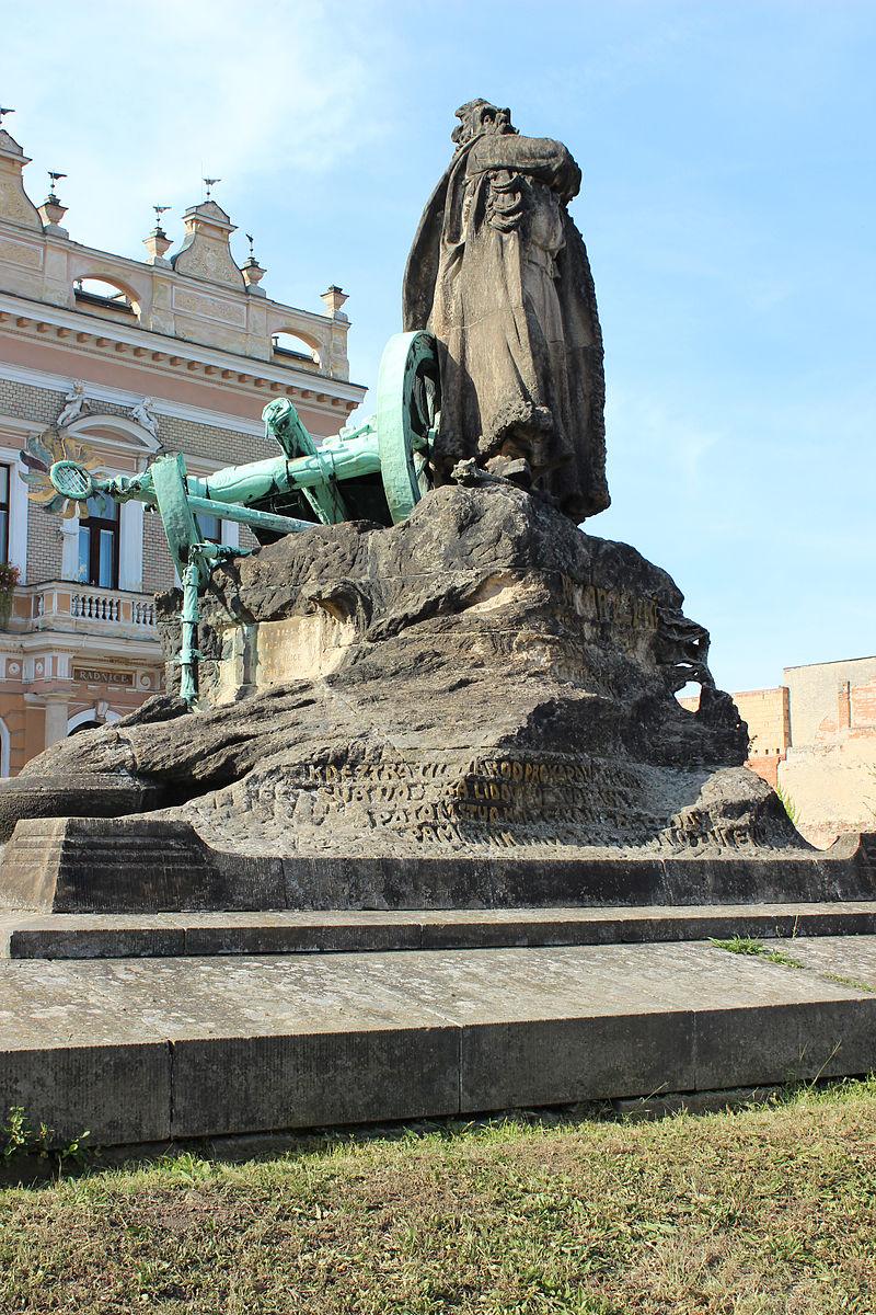 Prokop Statue