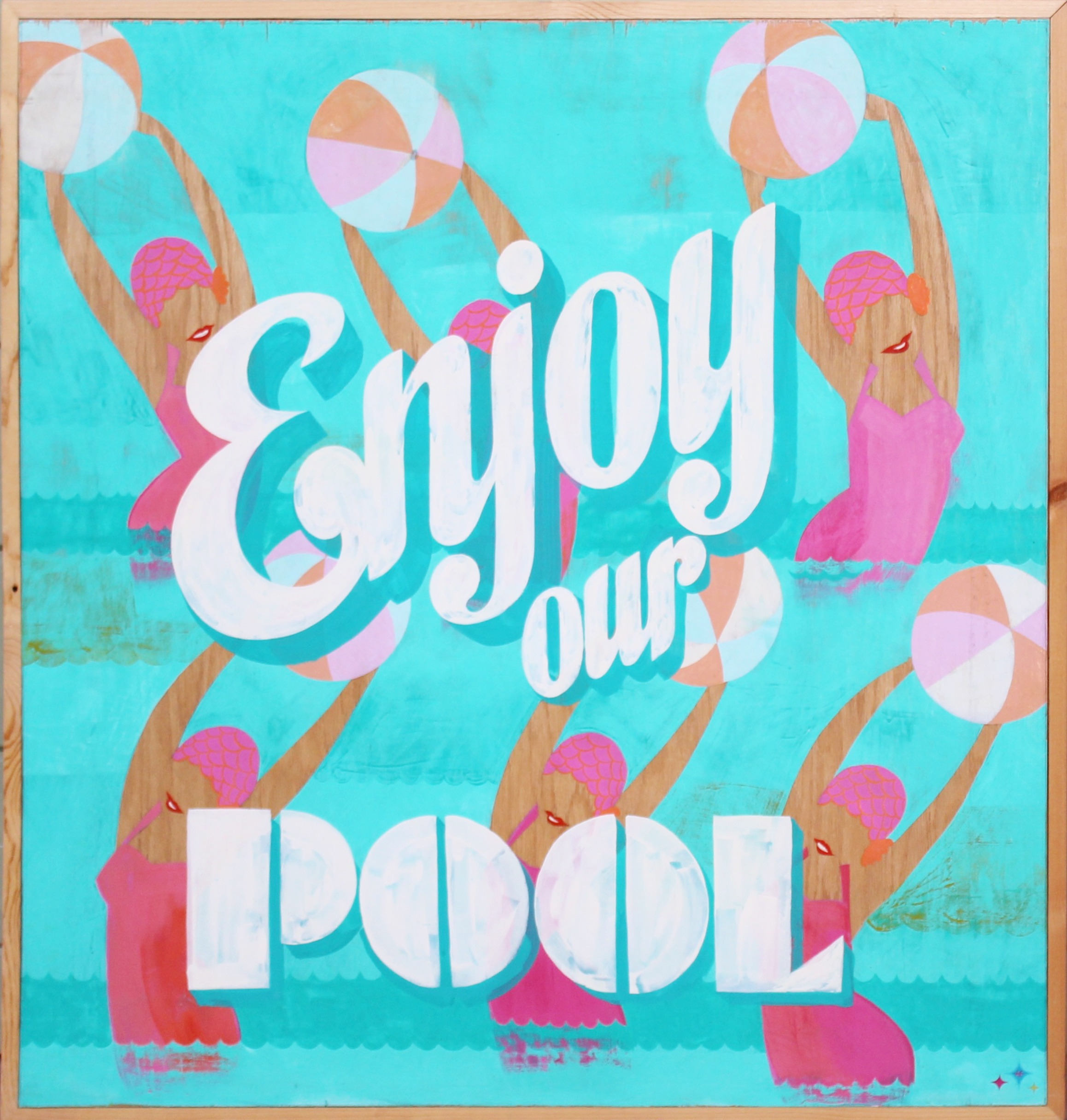 Enjoy our Pool