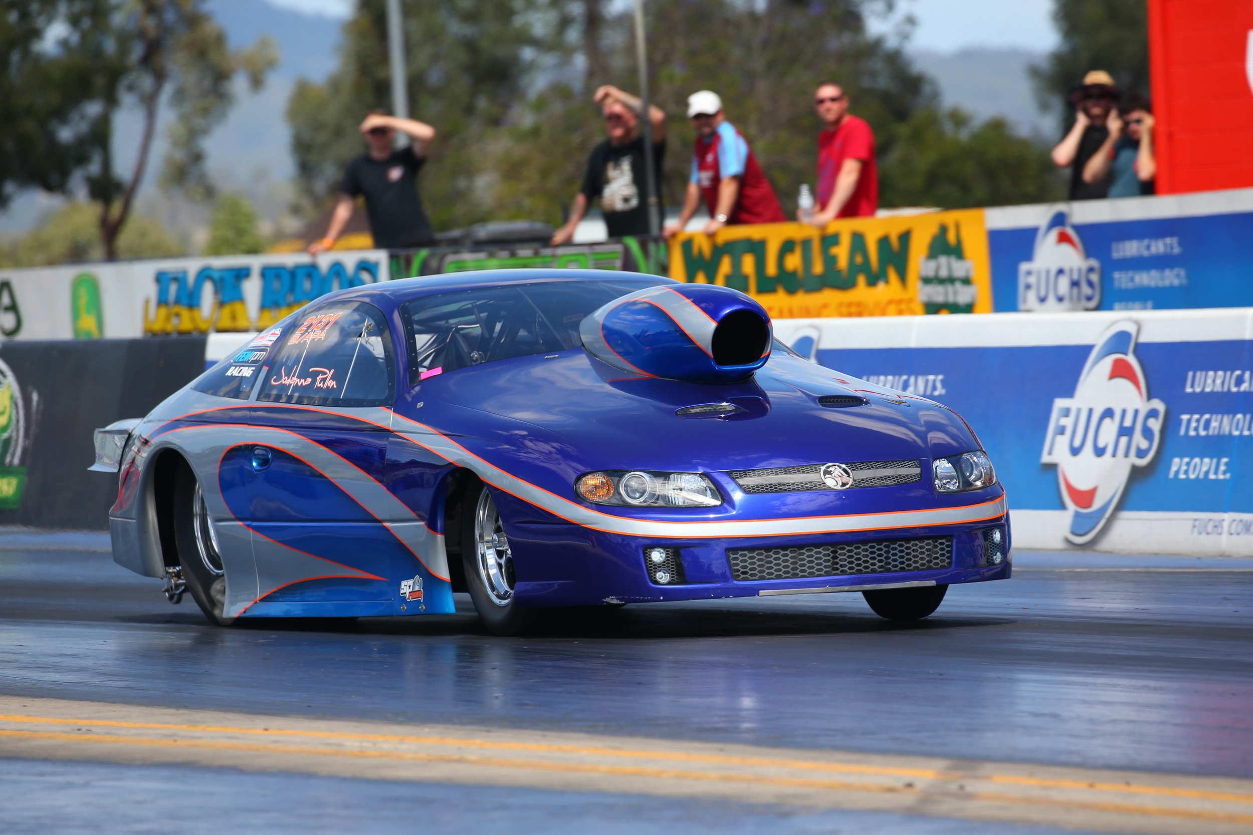 Jodanna Pullen is ready for the East Coast Nationals after a successful testing program (credit-dragphotos.com.au)