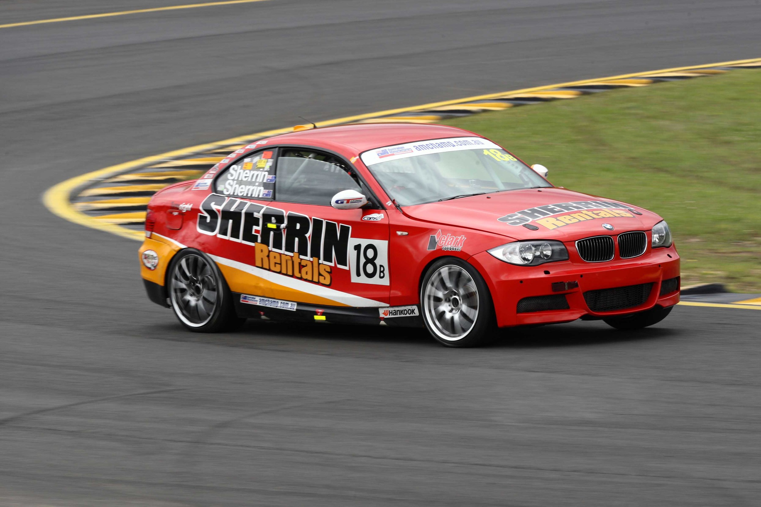The Sherrin Rentals Racing team had a tough trip to the Australian 4 Hour, but the never give up attitude paid dividends in the end (image credit - James Smith)