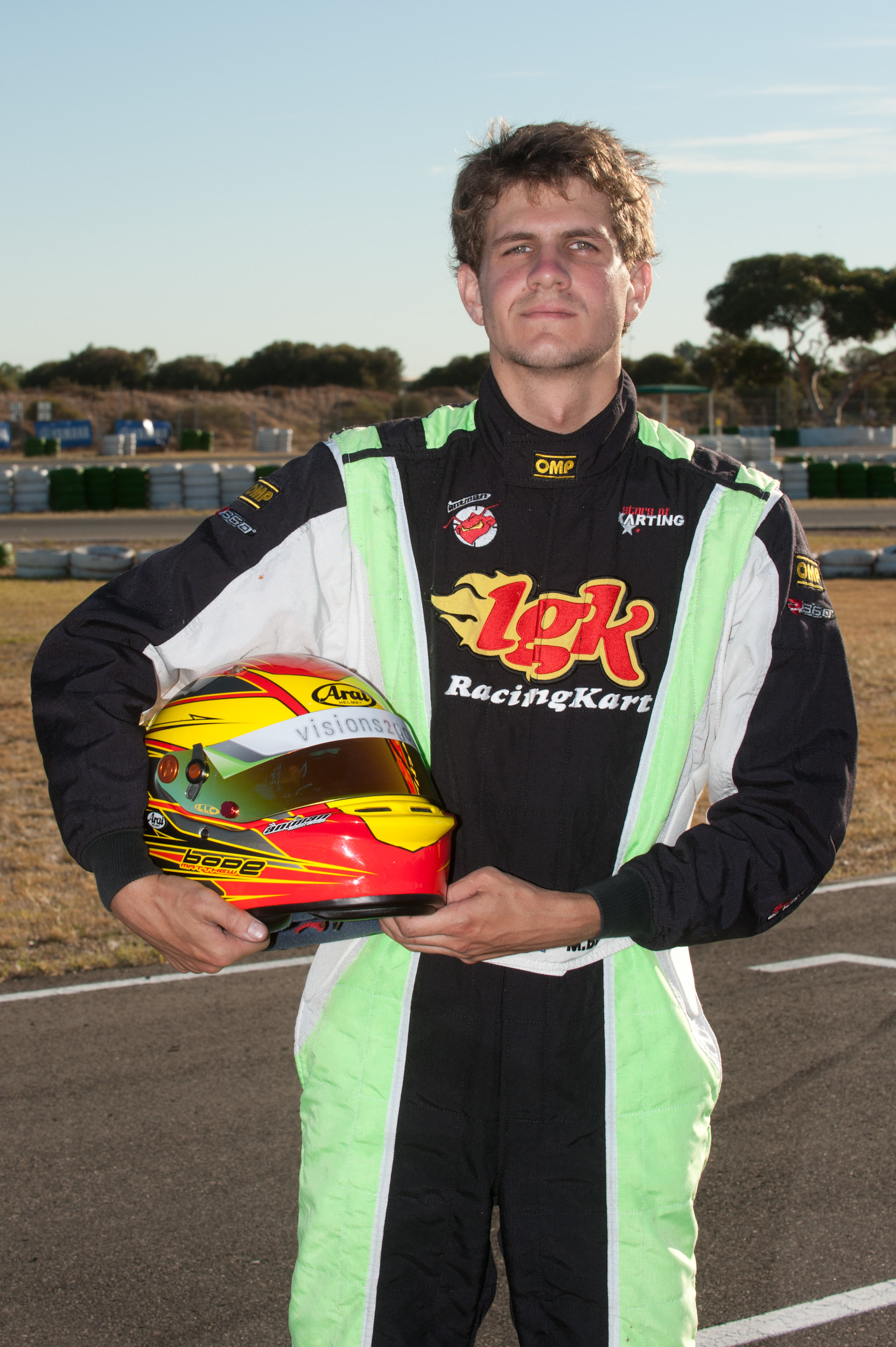 Matthew Bode is in talks currently to secure backing for a 2016 V8 Supercars Dunlop Series drive (credit- AF Images)
