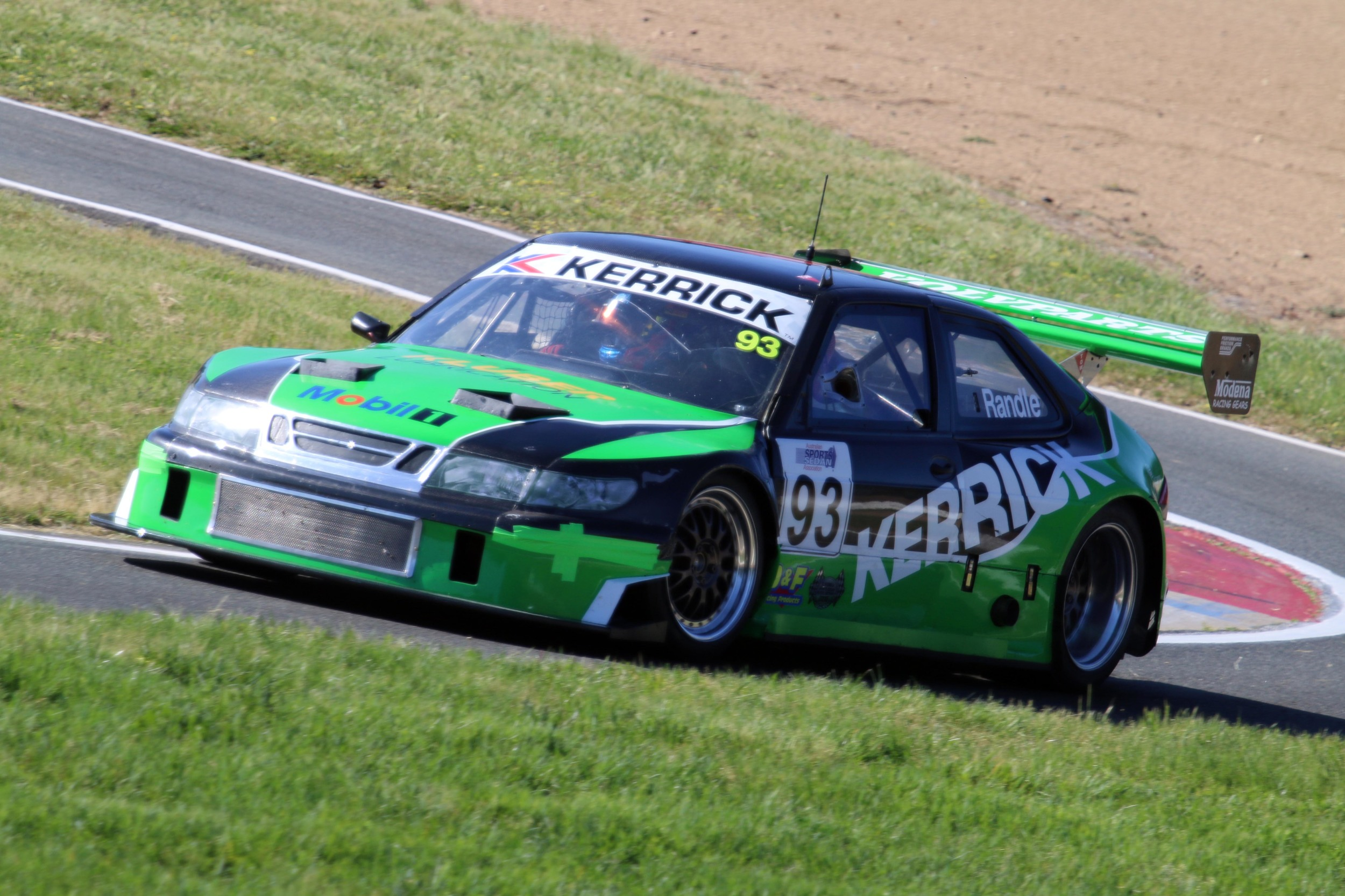 In 2016, the Series will enjoy backing from Kerrick for the 12th year running (credit-KSSS/Richard Craill)