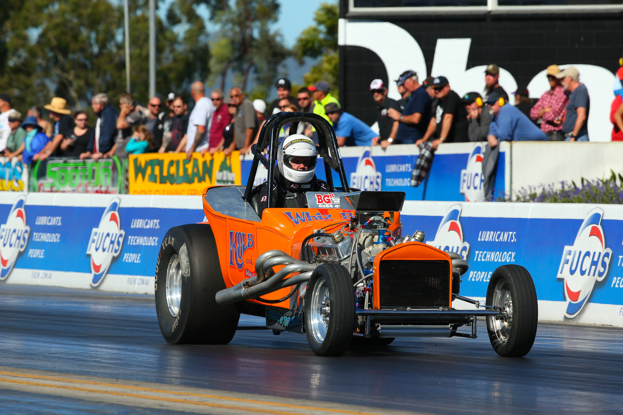Two rounds will be held at Willowbank Raceway, before racers head to a two-day final at Sydney Dragway (credit-dragphotos.com.au)