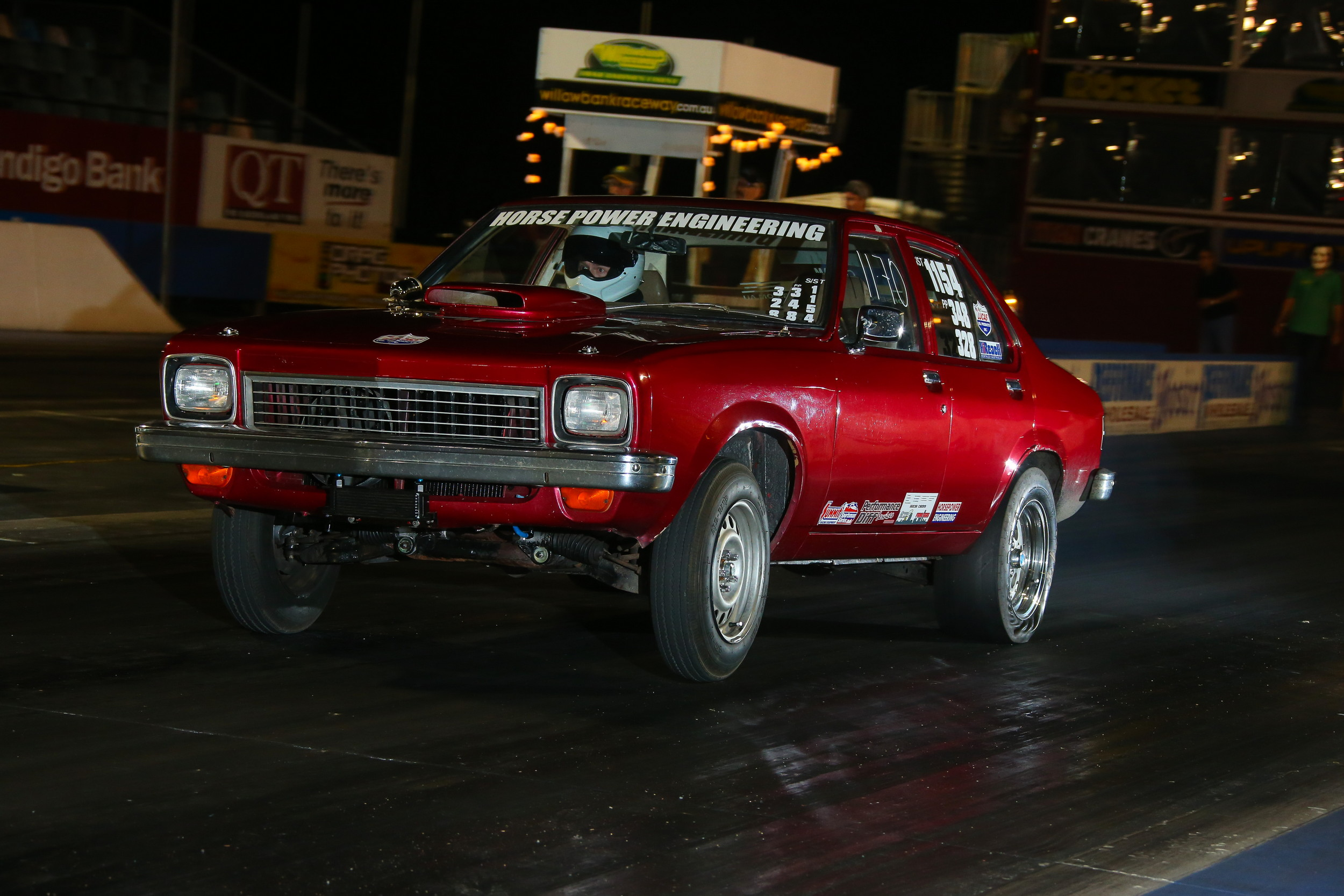 Josh Fletcher will be back in action in the Street Series from this Saturday (credit-dragphotos.com.au)