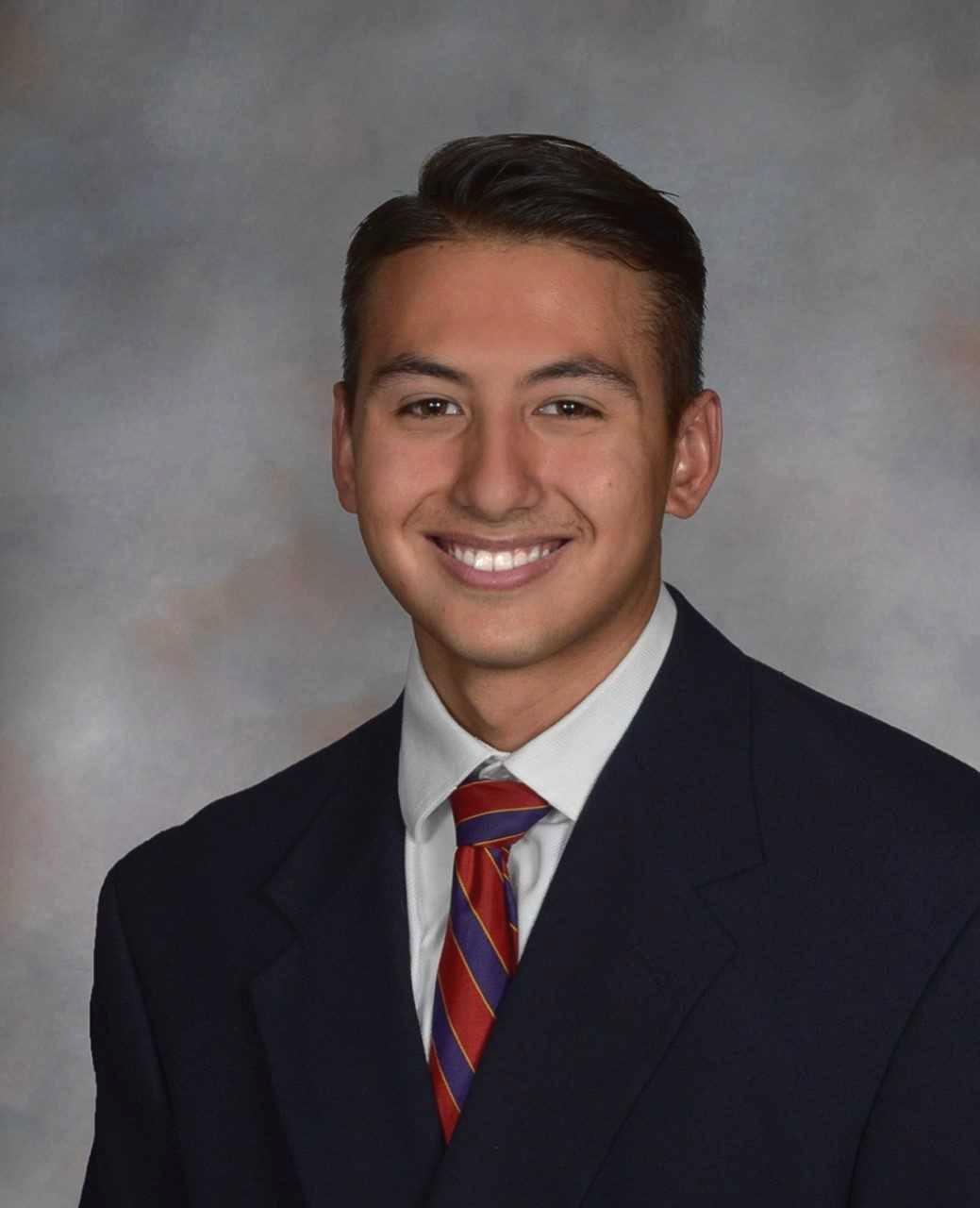 Alex Pan | Balanced Man Scholarship
