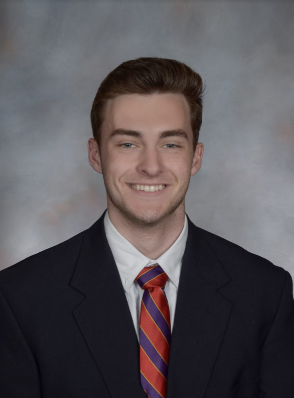 Andrew Poulton | Vice President of Scholarship