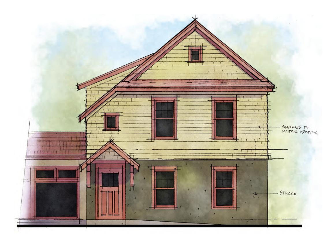 Sophia House addition