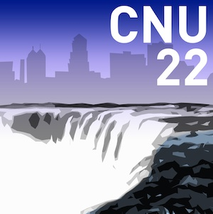 The STREAM colab will be well represented at the CNU in Buffalo, NY June 4-7.
