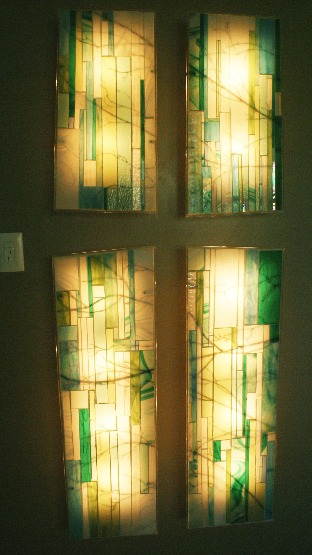 "Illuminated ""Vine & Branches"""