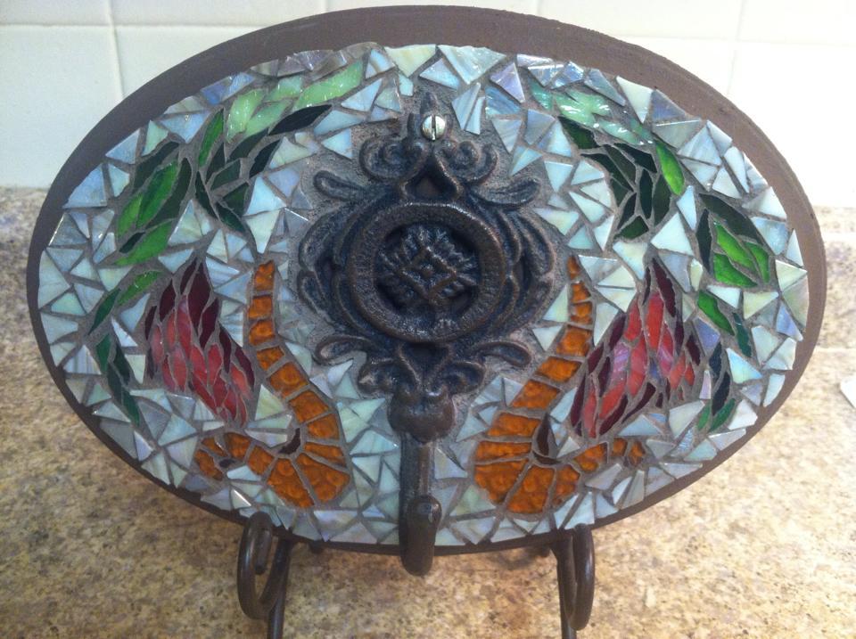 Antique Plaque - $135