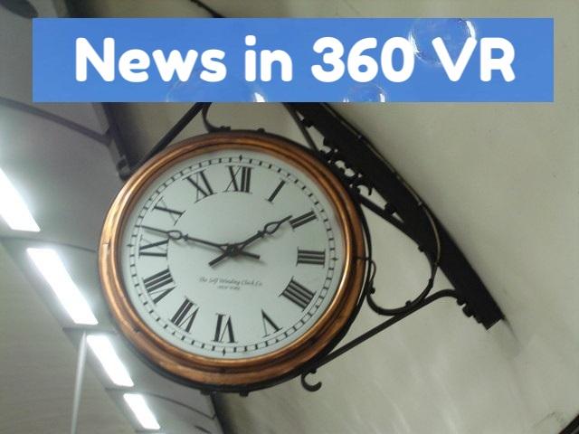 360video news for 360vr vr
