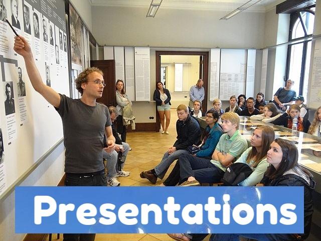 360video presentations for 360vr vr