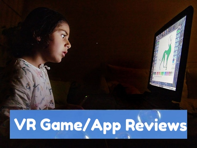 VIRTUAL REALITY GAME REVIEW FOR VR 360VR