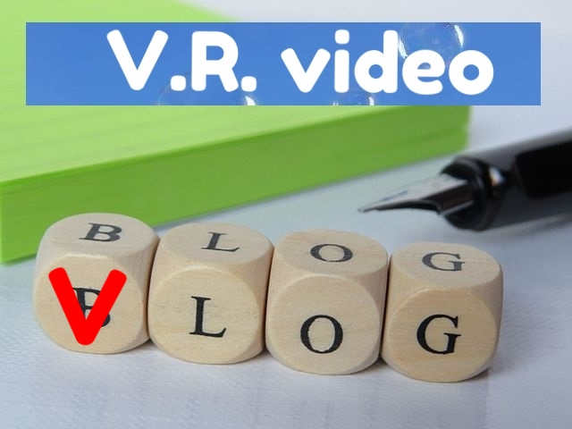 360video vr vlog for 360vr vr