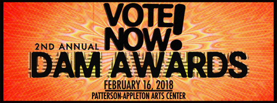 Click above to vote for the 2018 DAM Awards!