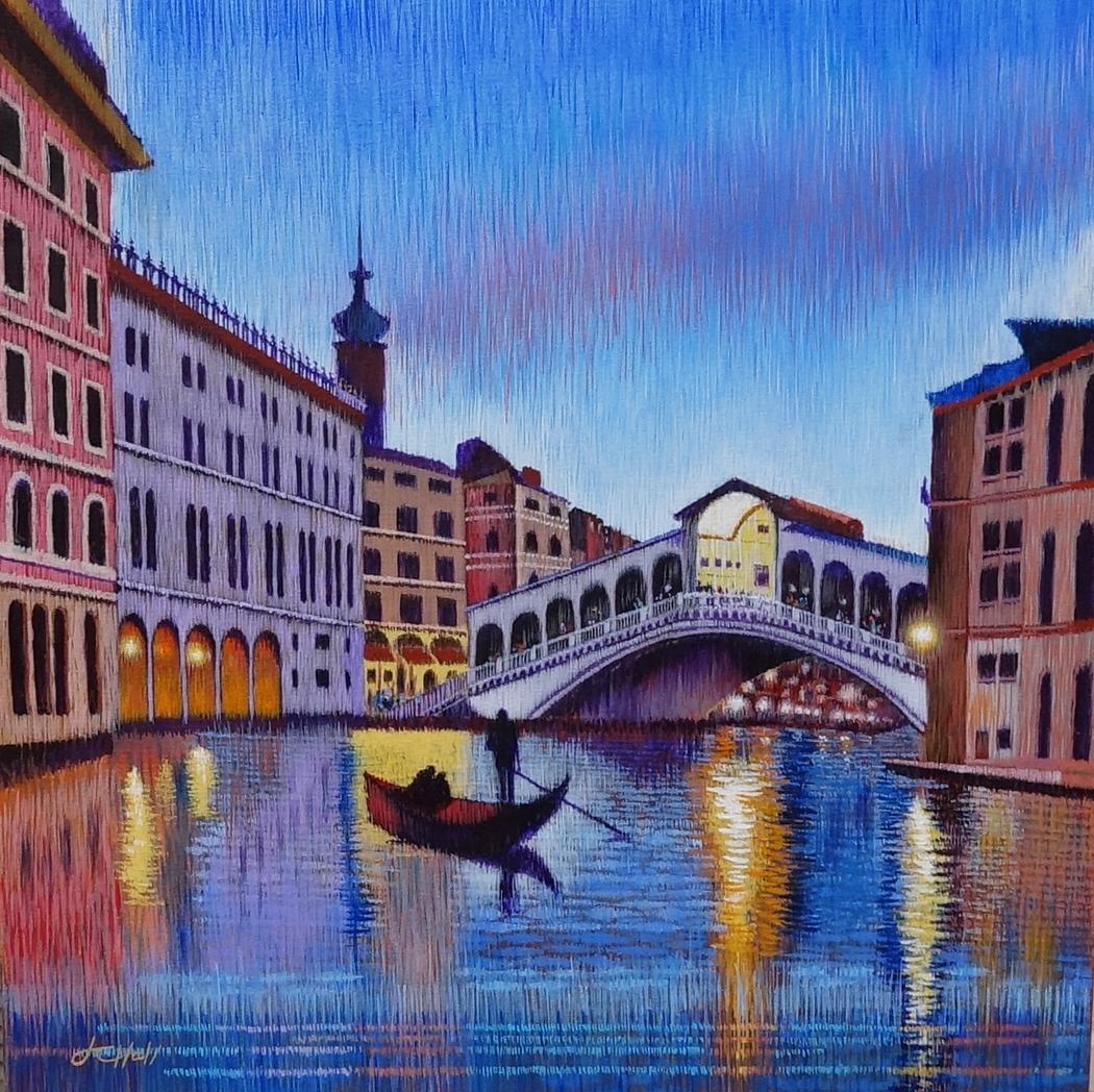 """'Venice' by Jim """"JC"""" Hall."""