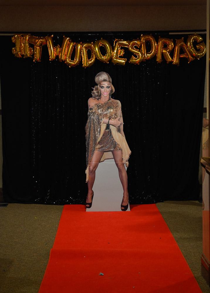 Alyssa Edwards life-size poster - #TWUDOESDRAG