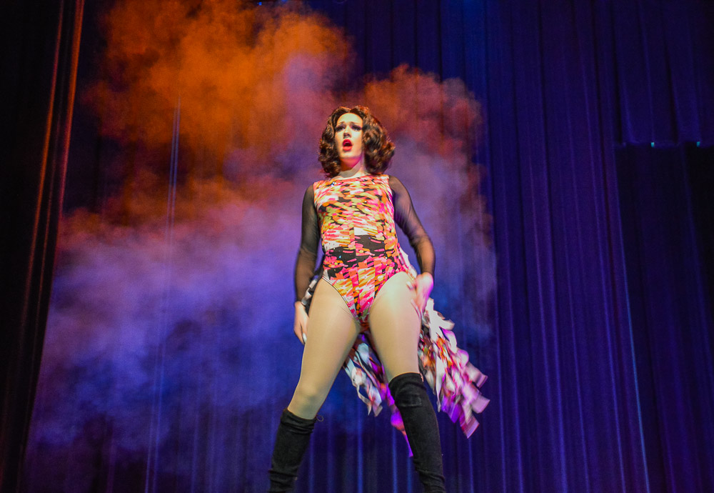 Marianne Summers, local Denton entertainer comes out as the next entertainer - She and her husband host North Texas drag bingo