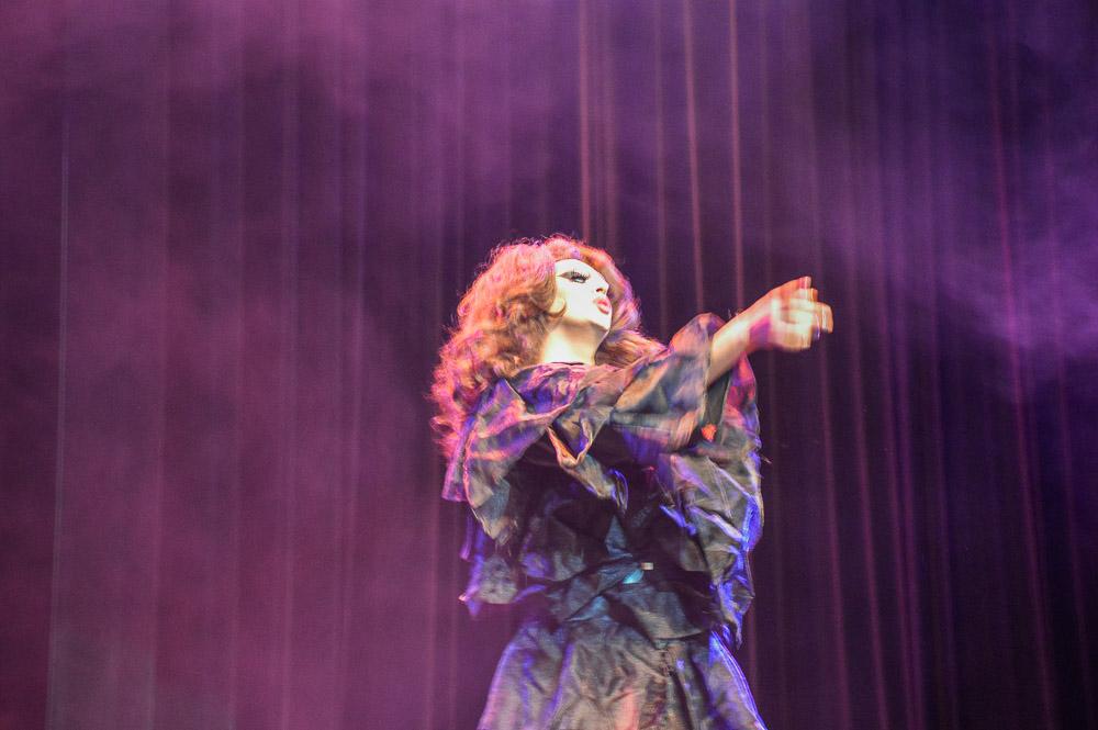 Kabrina D. Sierra - 2018-2019 best drag queen in Denton (DAM award nominee)