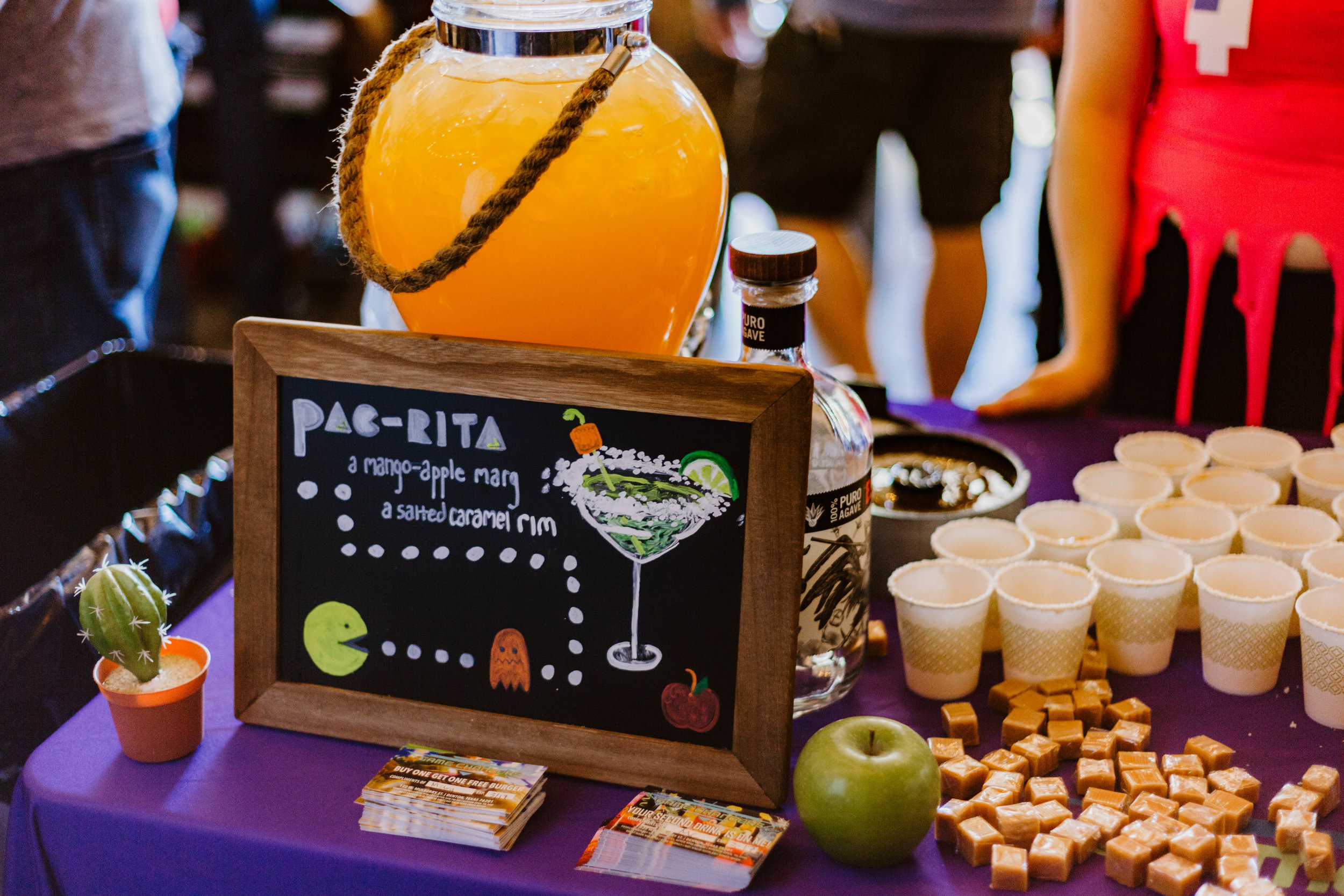 Game Changers' offering: the Pac-Rita.