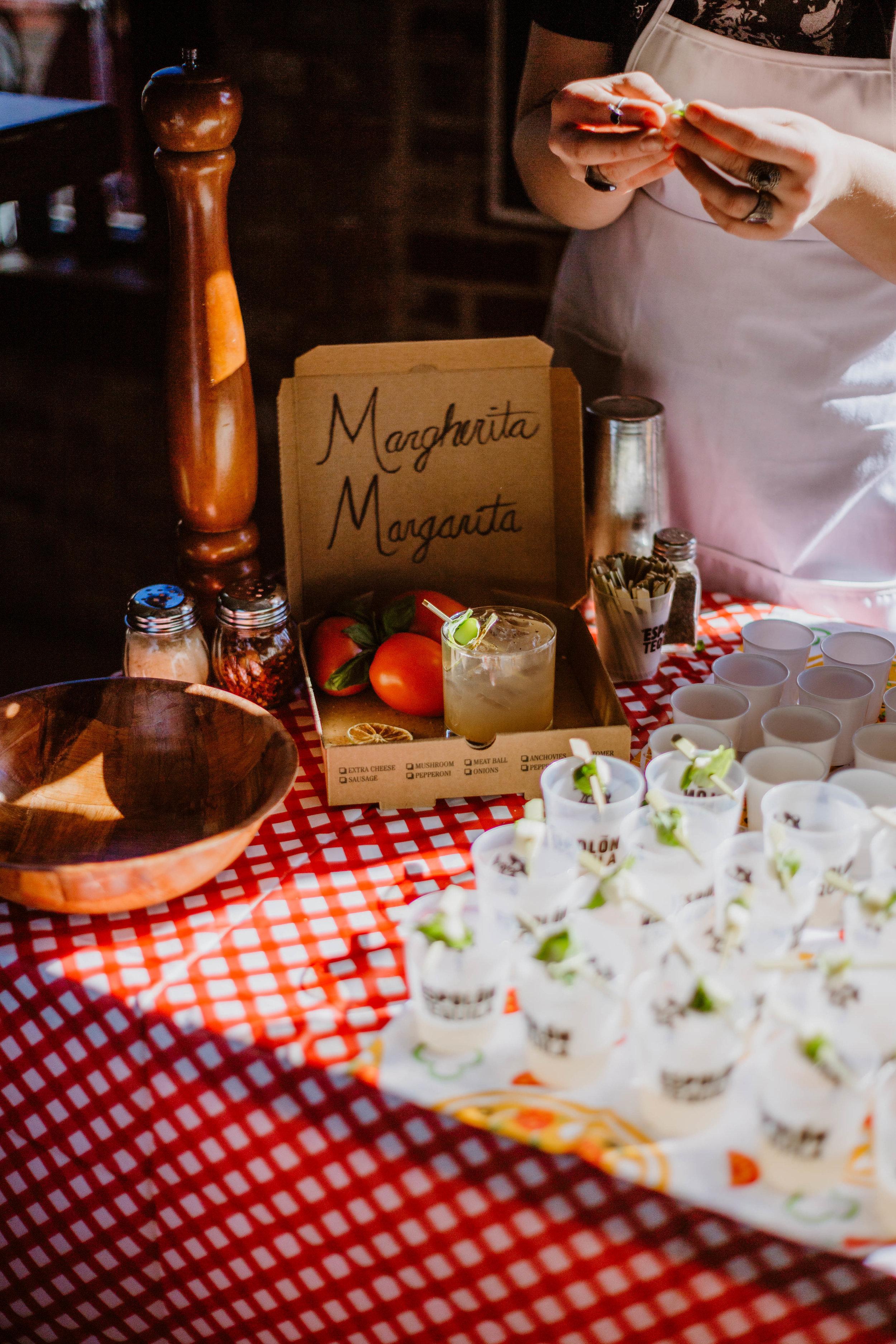 Paschall's Margherita Margarita
