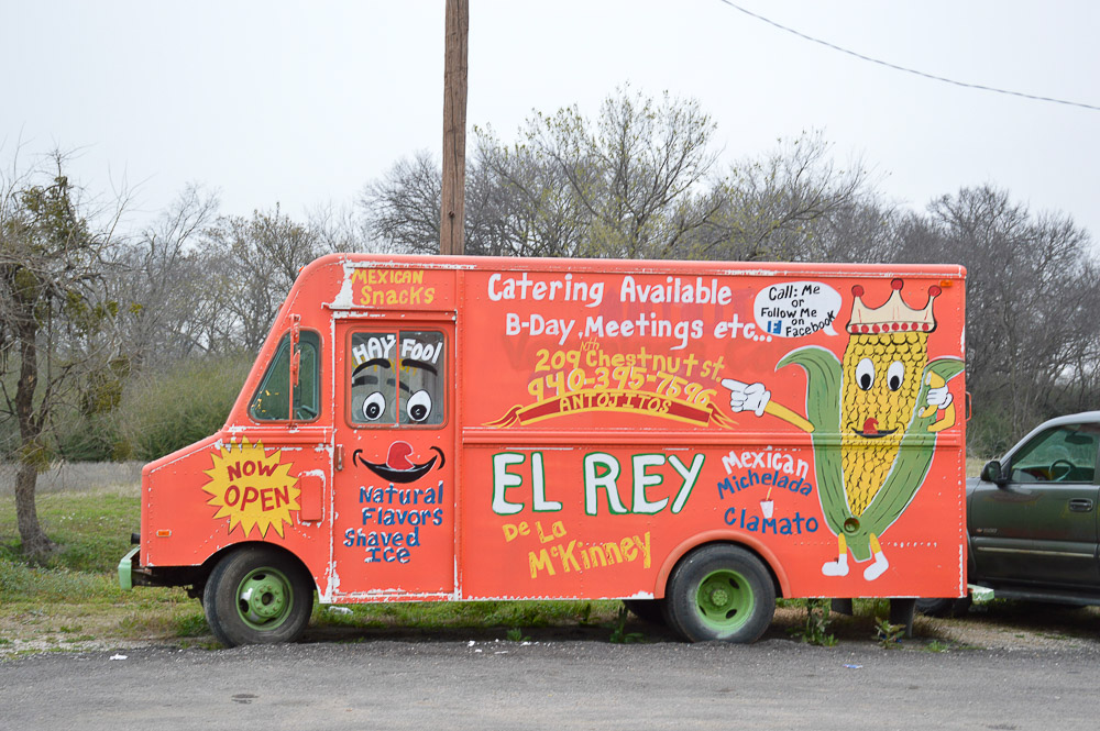El Rey is a catering business as well.