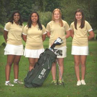 Girls: Golf