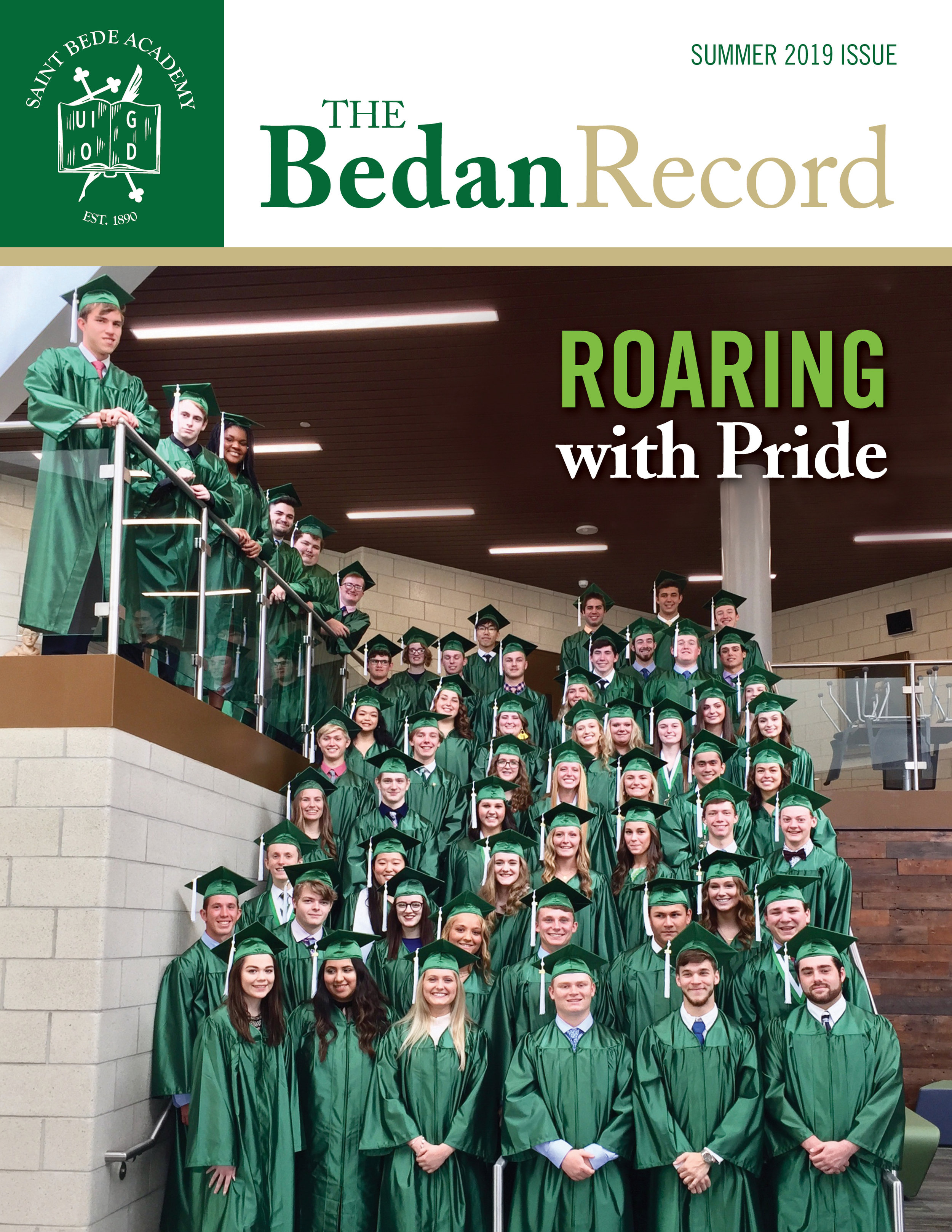 The Bedan Record - Summer 2019 Issue