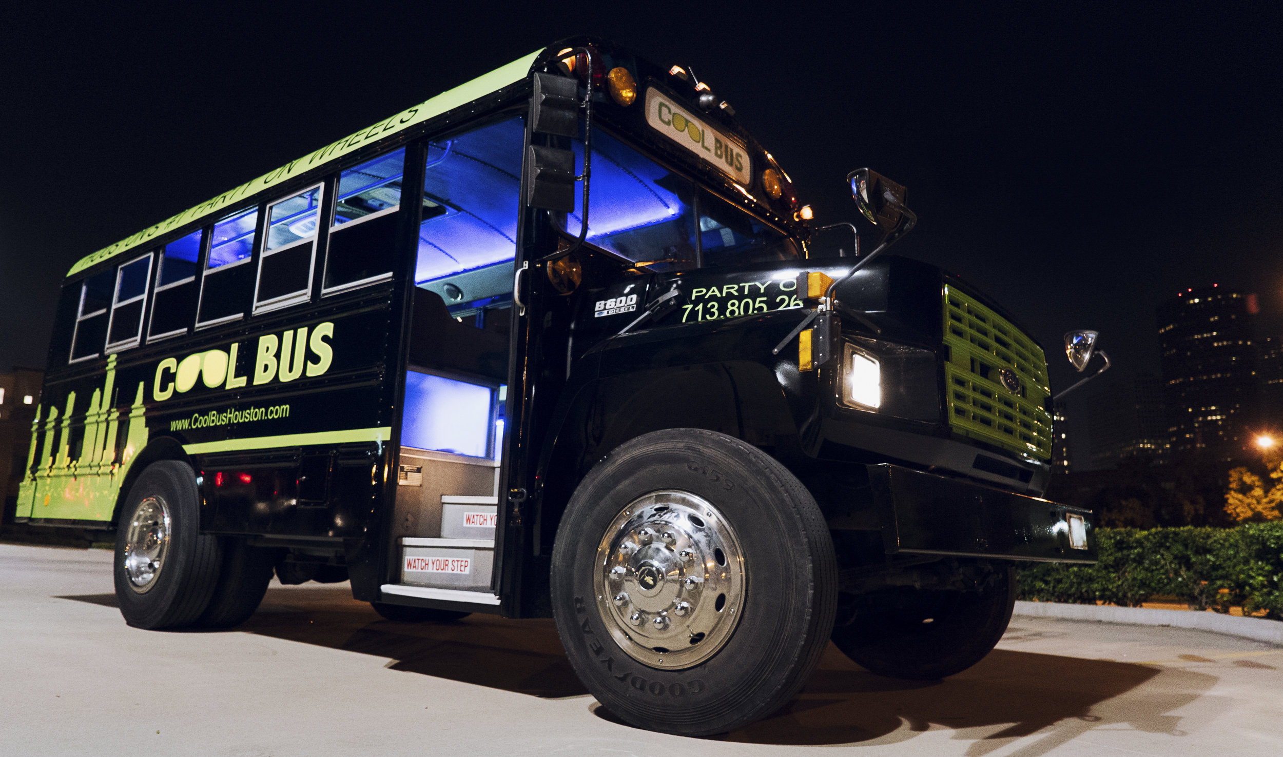 Cool Bus houston - party bus