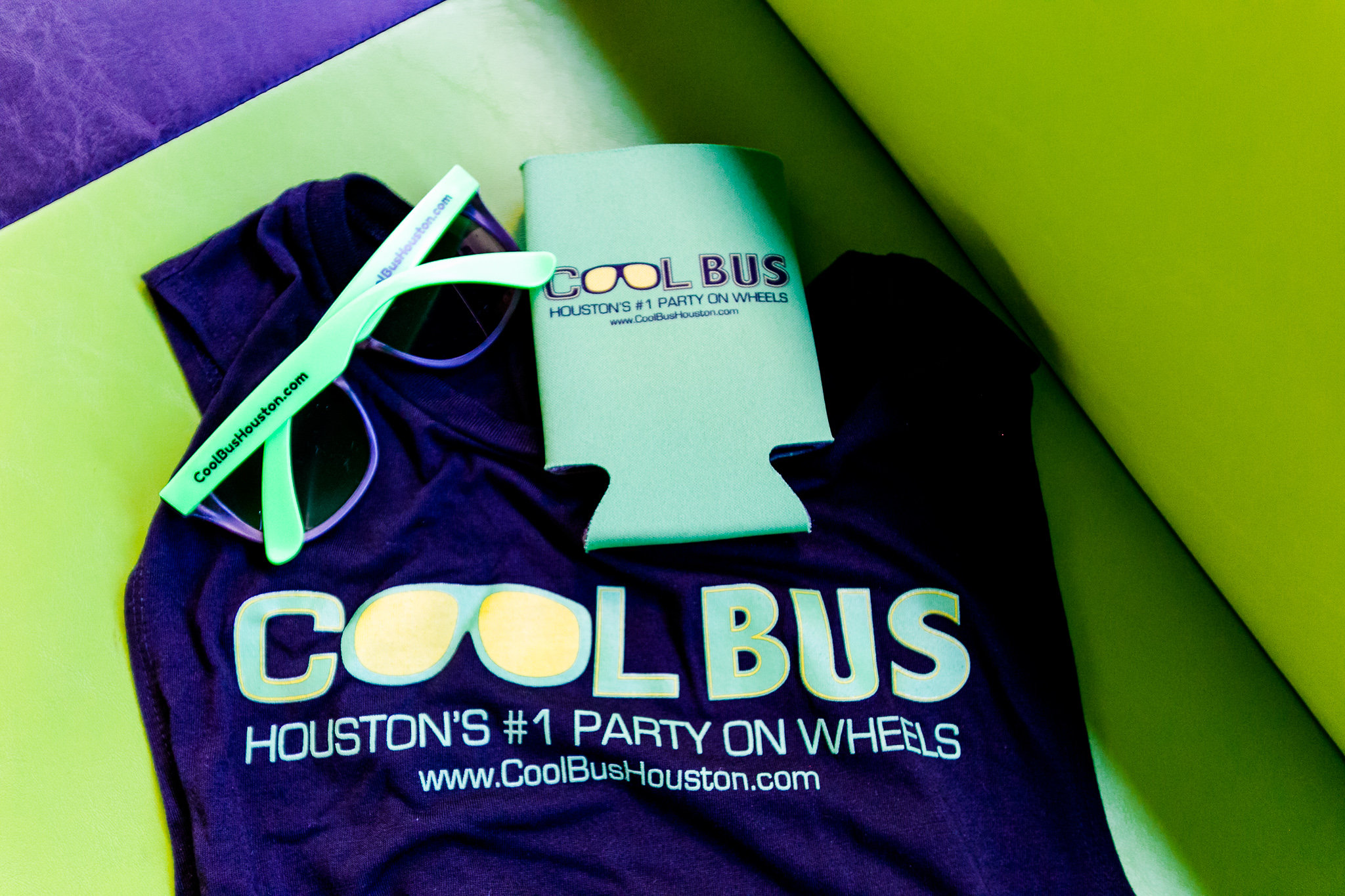Cool Bus Houston Merchandise