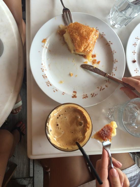 Indulging in Greek Desserts