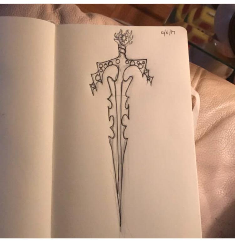 Day 6/31 - Sword