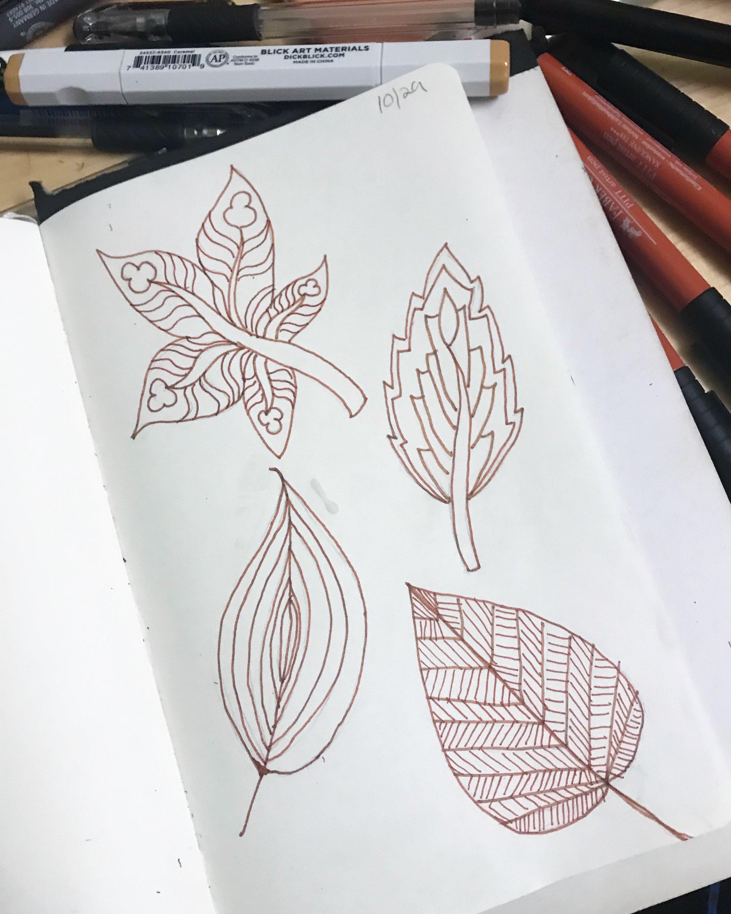 Day 28 / 31 - Fall