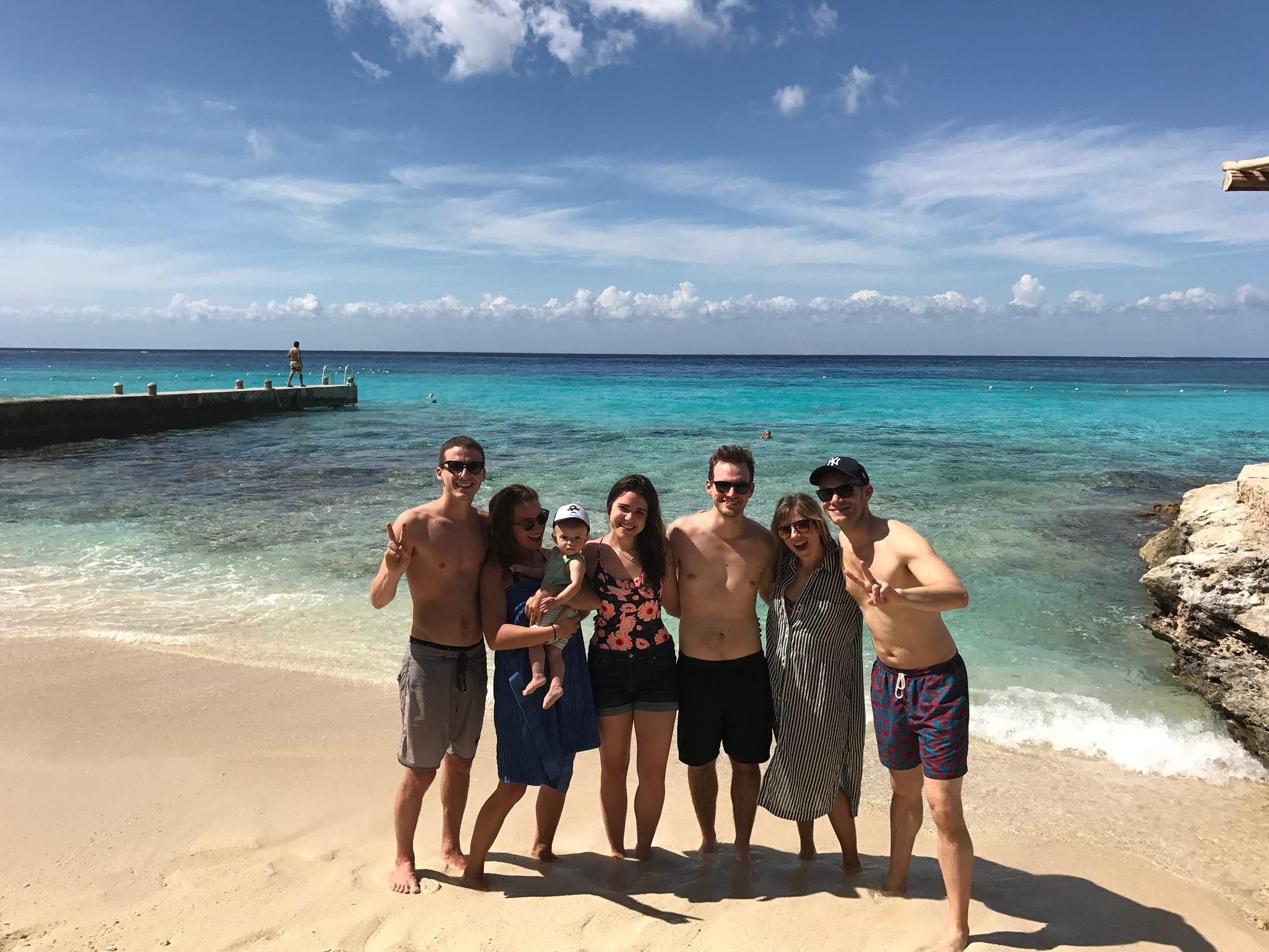 The most fun cruise crew!