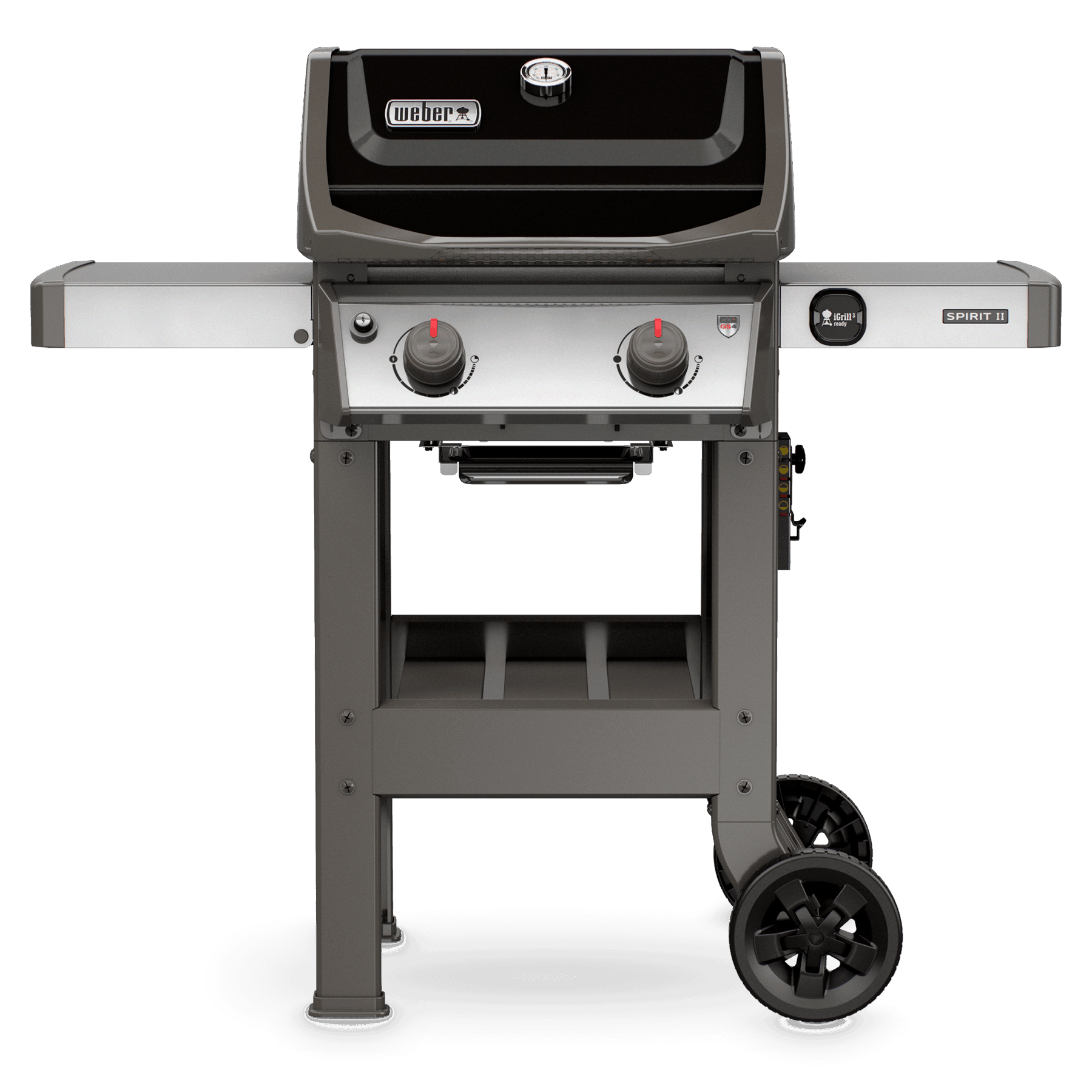 Jeremy: Weber Spirit e-210 LP.  CLICK THE PIC  to check it out!