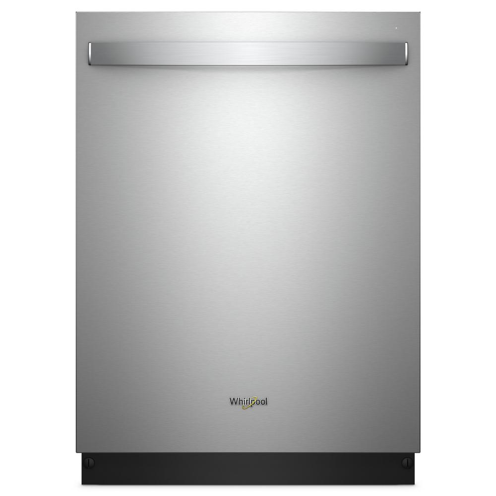 Tim: Whirlpool Dishwasher (we didn't find Tim and Sydney's exact model, so we went with one similar to what we put in our reno!).  CLICK THE PIC  to check it out!