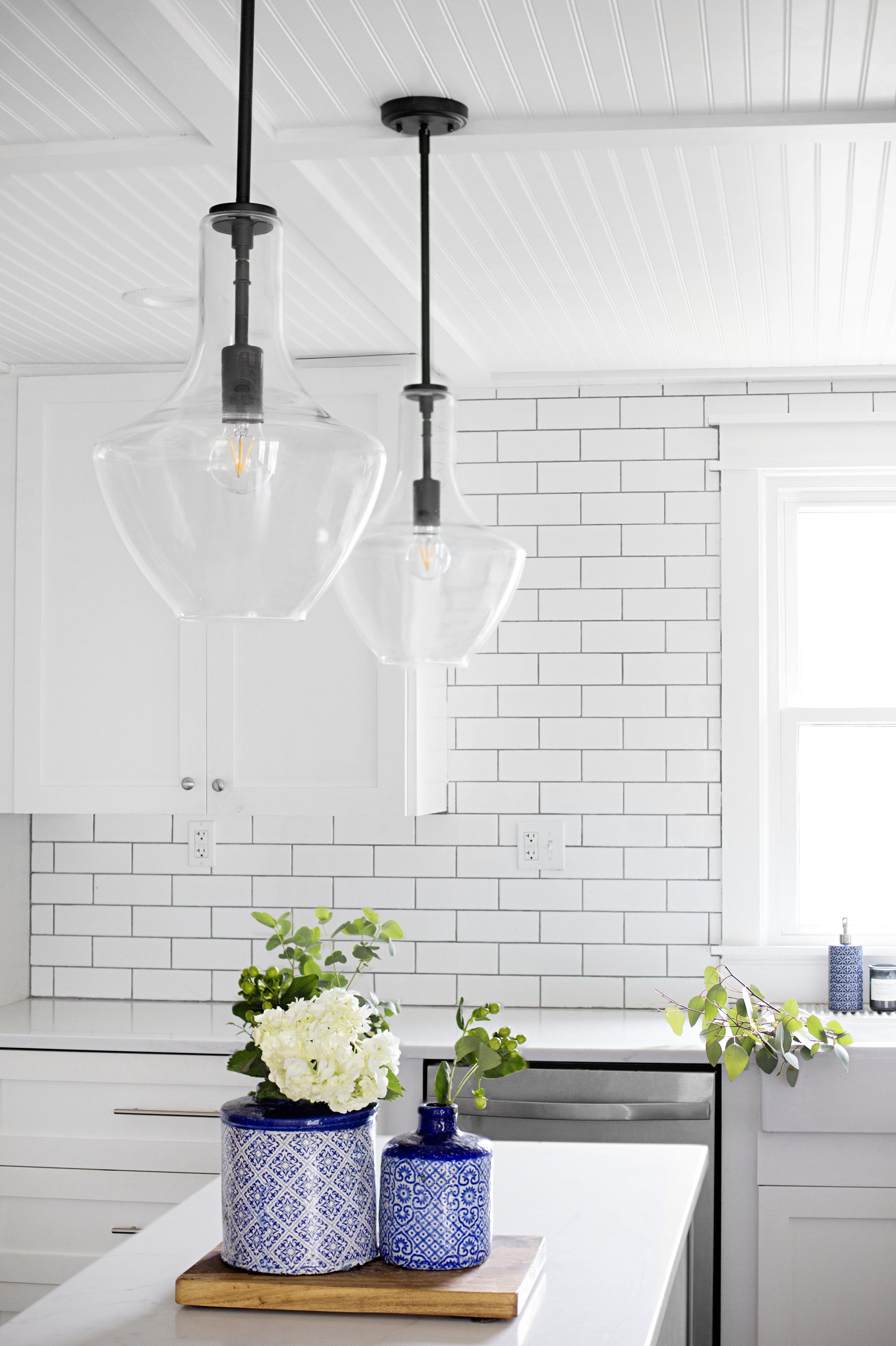 Ikea Semihandmade Kitchen from Peach and PIne Home