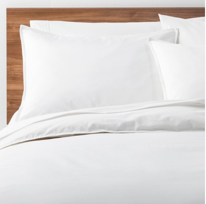Solid Duvet Cover Set - Made By Design - White - Target