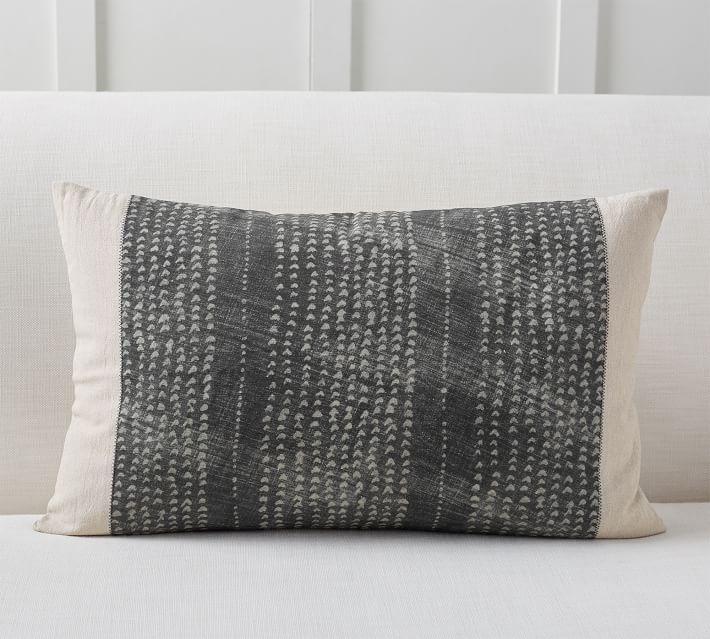 Dosha Shibori Pillow Covers - Pottery Barn