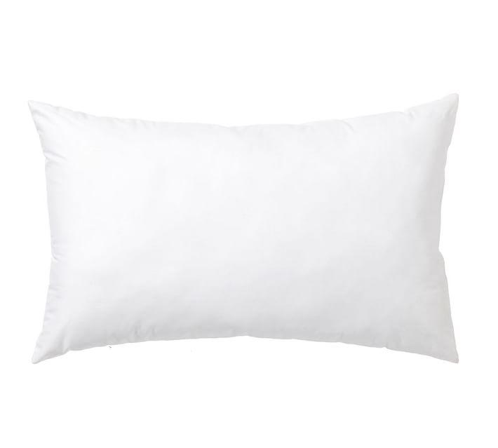 "Down Alternative 16""x26"" pillow insert - Pottery Barn"
