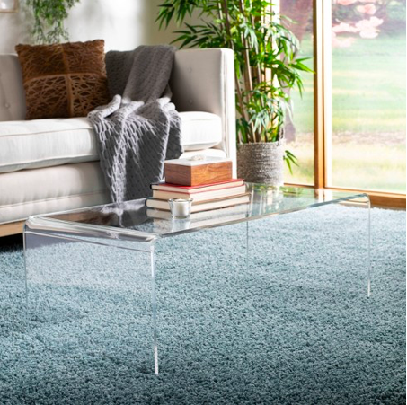Percy Coffee Table Clear - Safavieh® - Target
