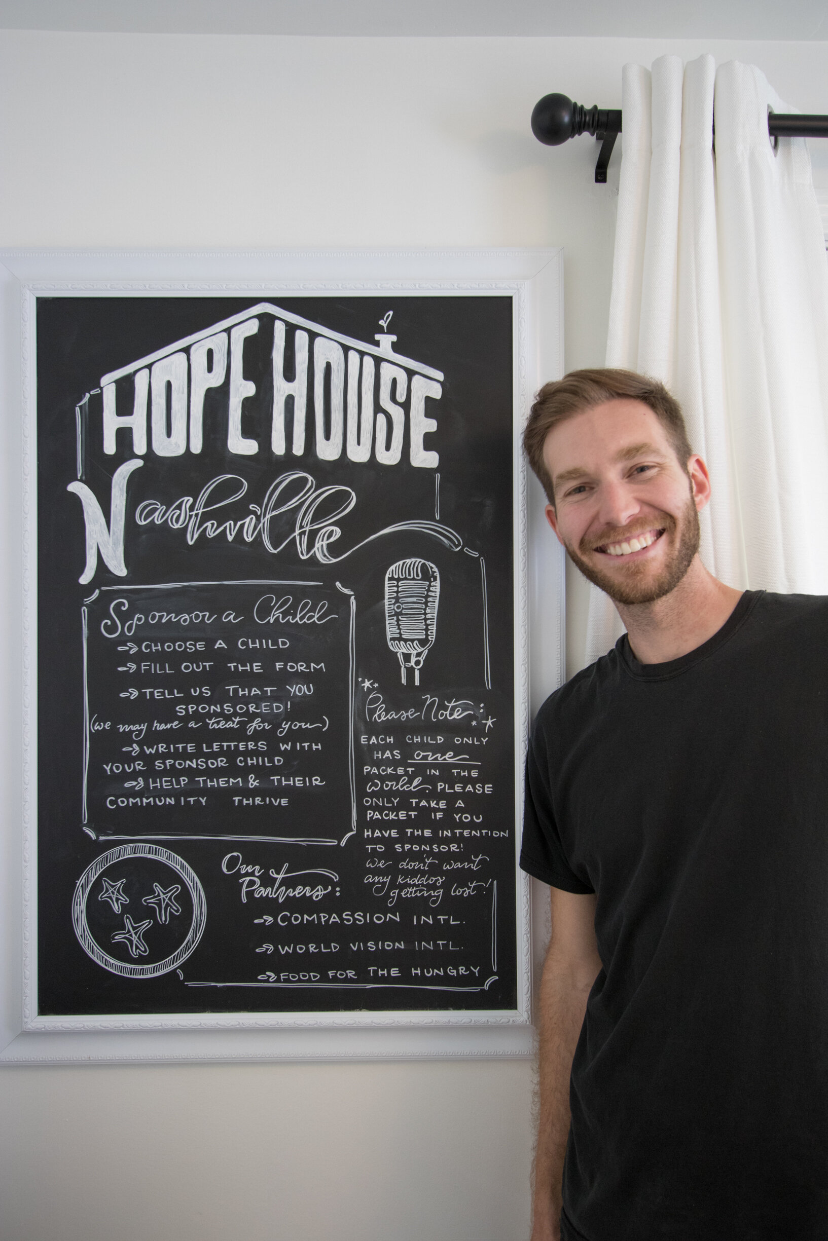 Hope House Nashville - Alex Craft