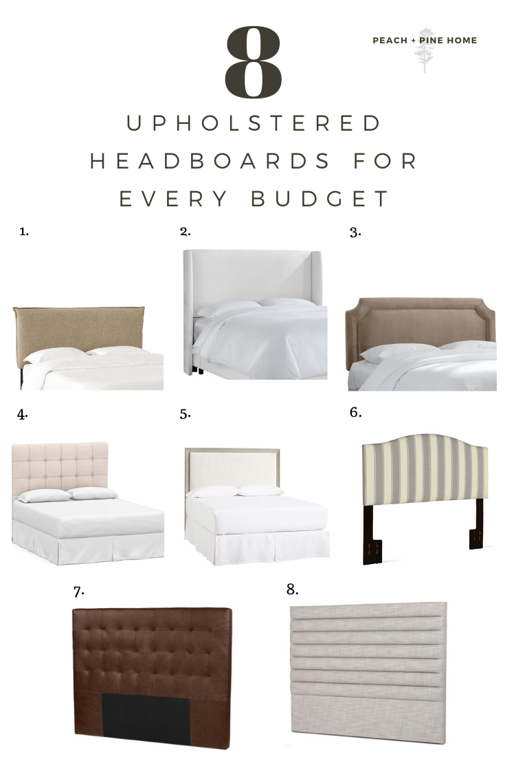 8 Upholstered Headboards for Every Budget, best upholstered headboards