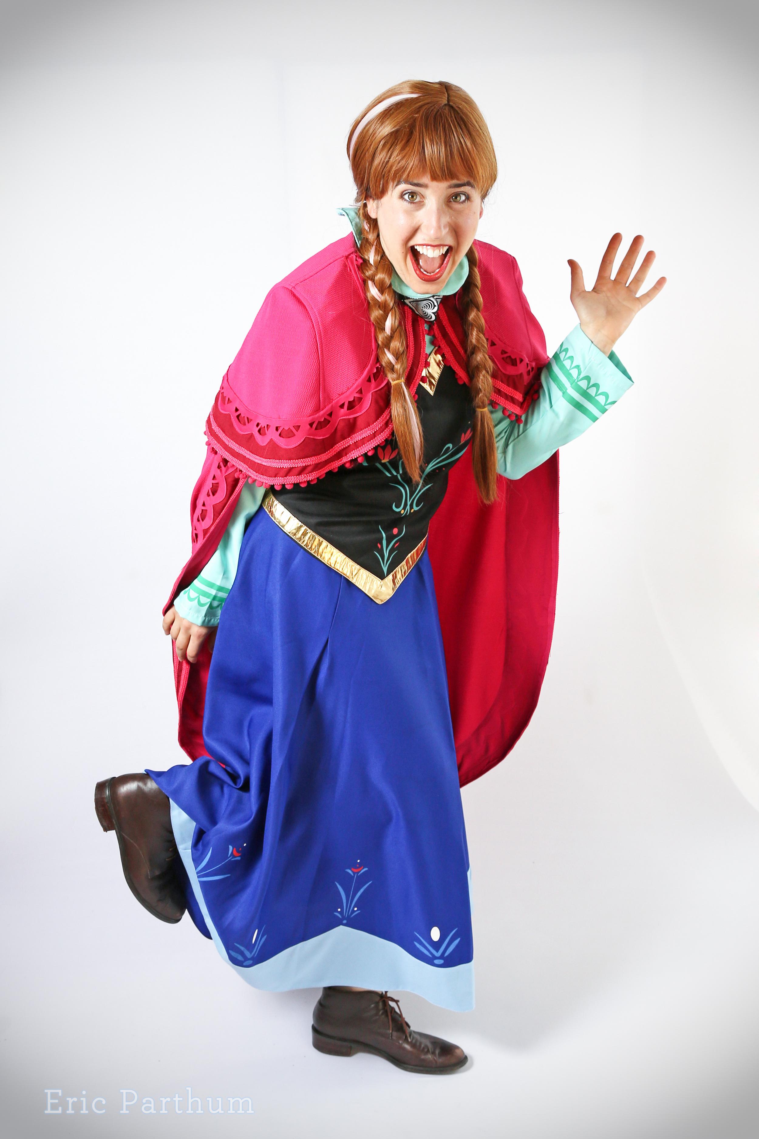 Scandinavian Icelandic Princess