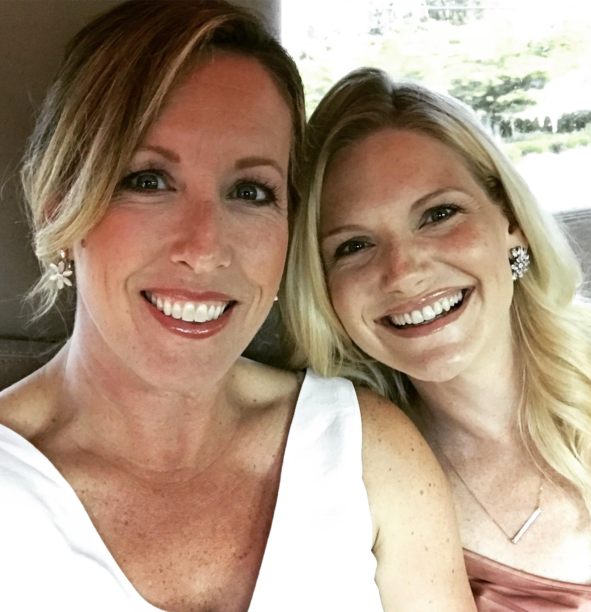 Hi, we are Carrie & Erin, the faces behind Shop Sweet Market. we are besties who  love  to shop. our husbands may say a little too much...  We are  inspired  by mamapreneurs  & Small business owners who work tirelessly to see their dreams become a reality.  Shop Sweet Market combines our love & Inspiration to bring the best local business owners and shoppers (like ourselves) together.